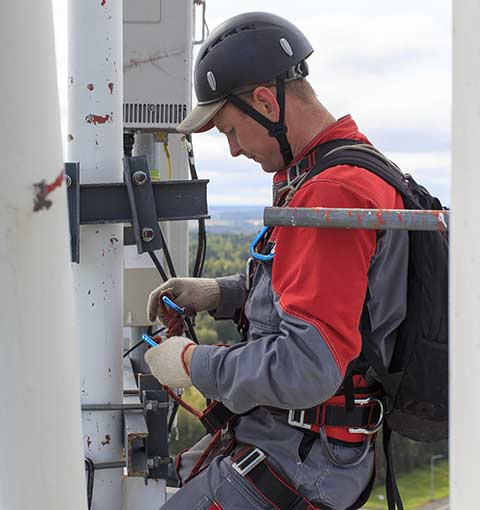 Cell Tower Equipment Maintenance